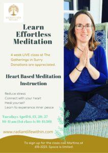 Heart Based Meditation