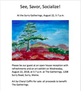 See Savor Socialize